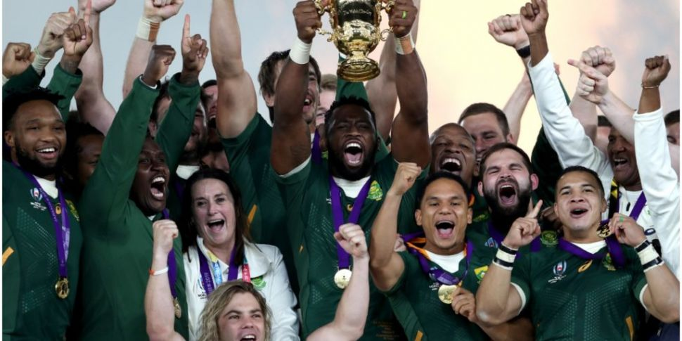 Report: South Africa in talks...