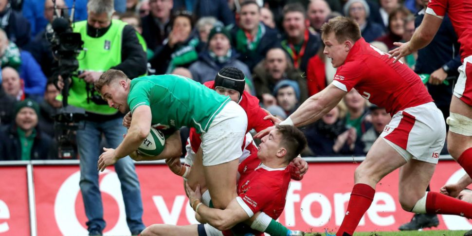 Six Nations | Andy Farrell's I...