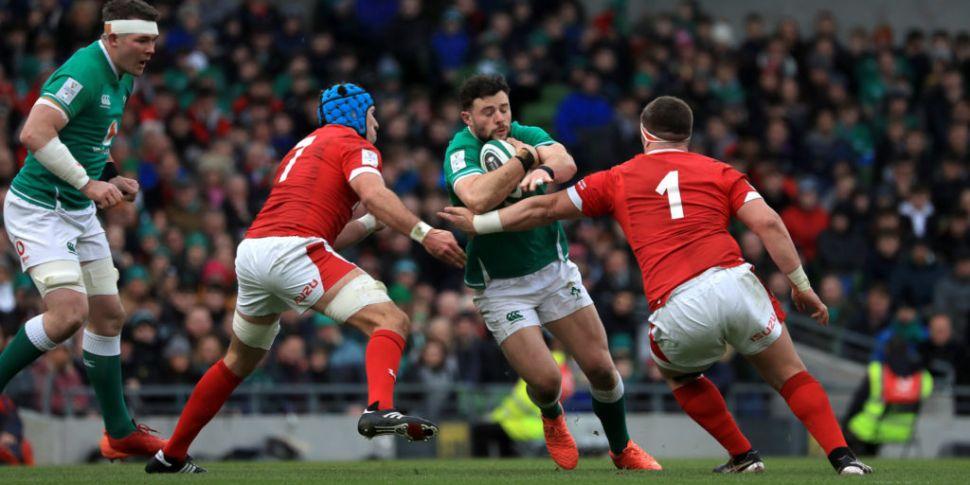 Robbie Henshaw reminds Ireland...