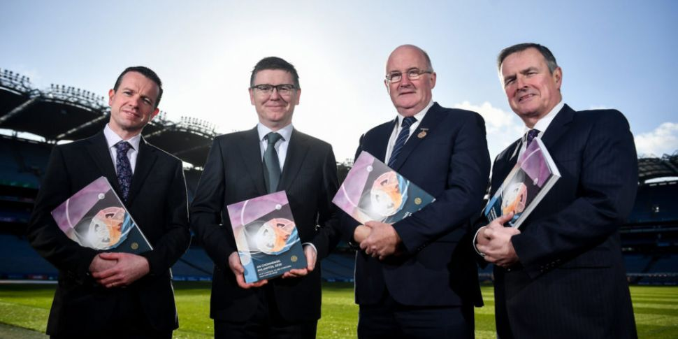 GAA Executive Pay at Croke Par...