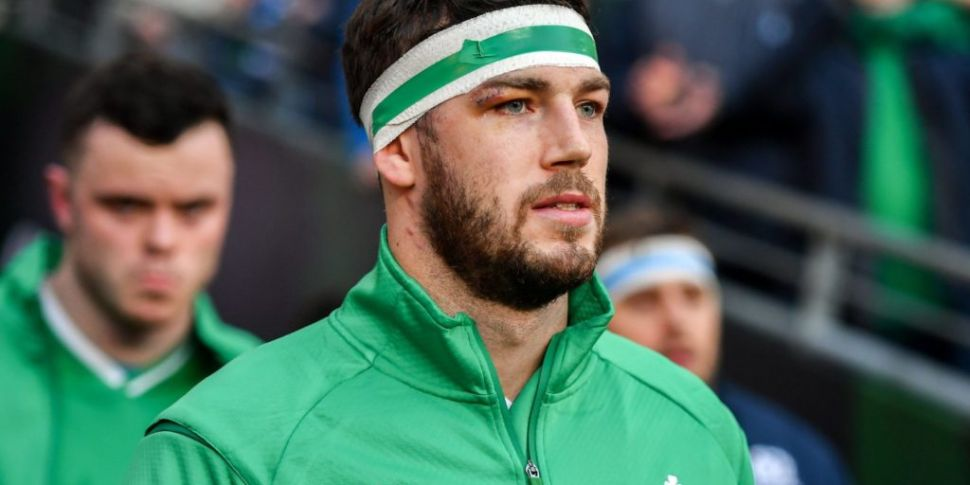 Andy Farrell expects Caelan Do...