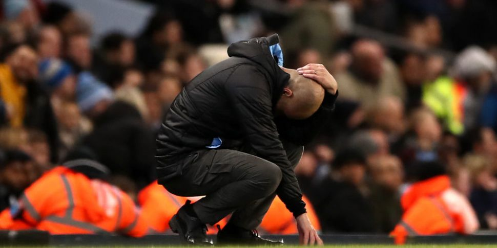 Breaking: Manchester City bann...