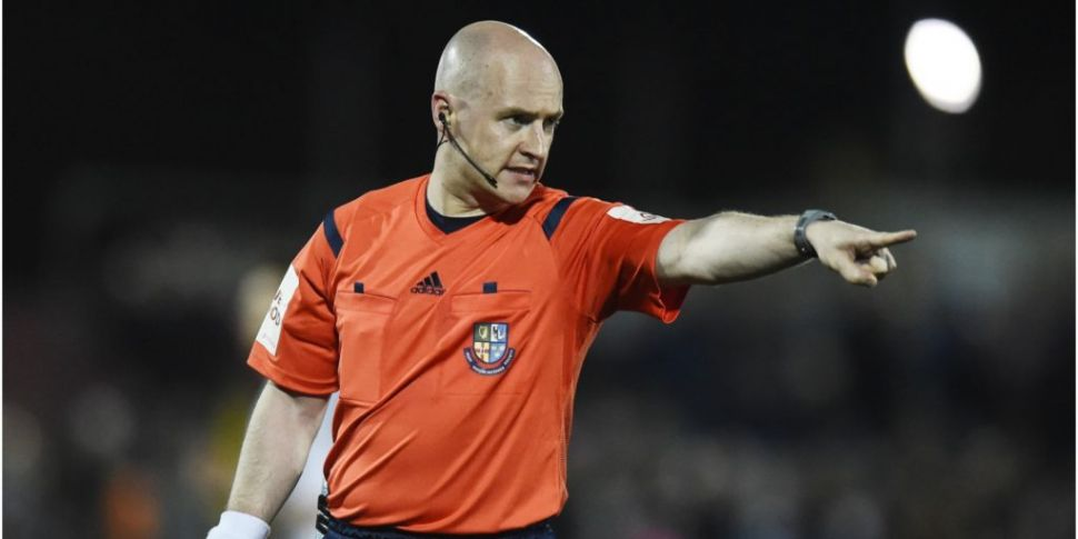 The Saturday Panel | Referees...
