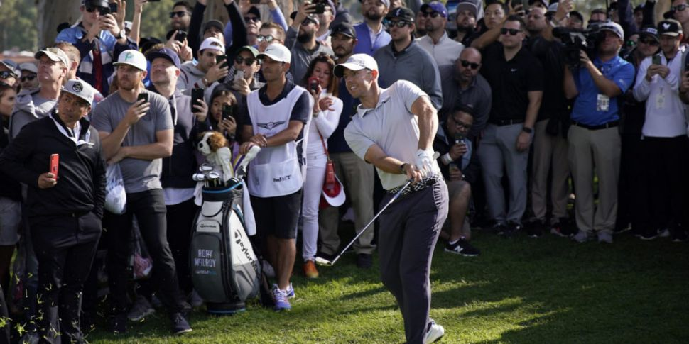 Rory McIlroy with share of Gen...