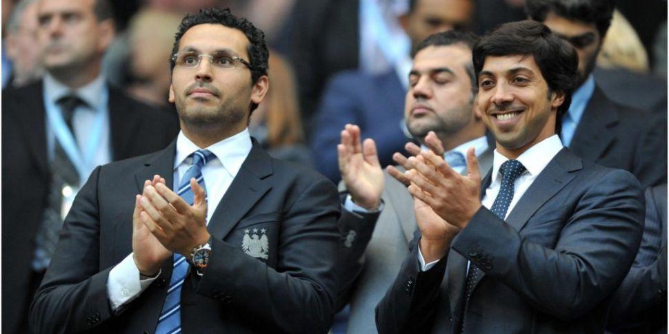 'Man City and Sheikh Mansour a...