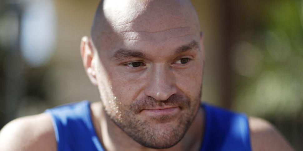 Tyson Fury feels he's primed t...