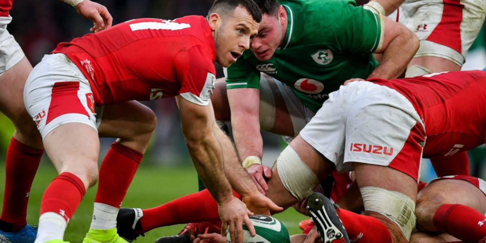 Wales make two changes for vis...