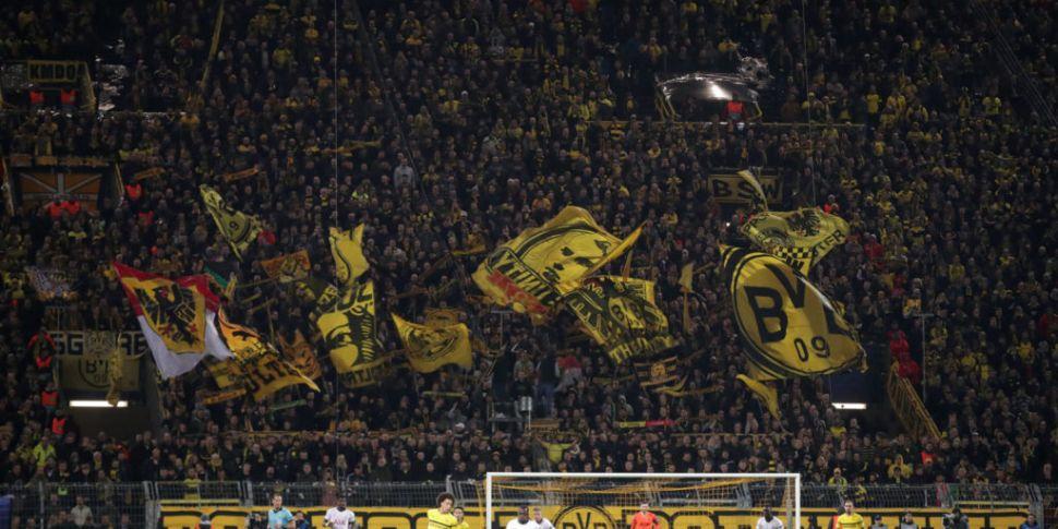 Four Bundesliga clubs to share...