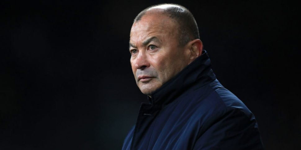 Eddie Jones apologises for 'ha...