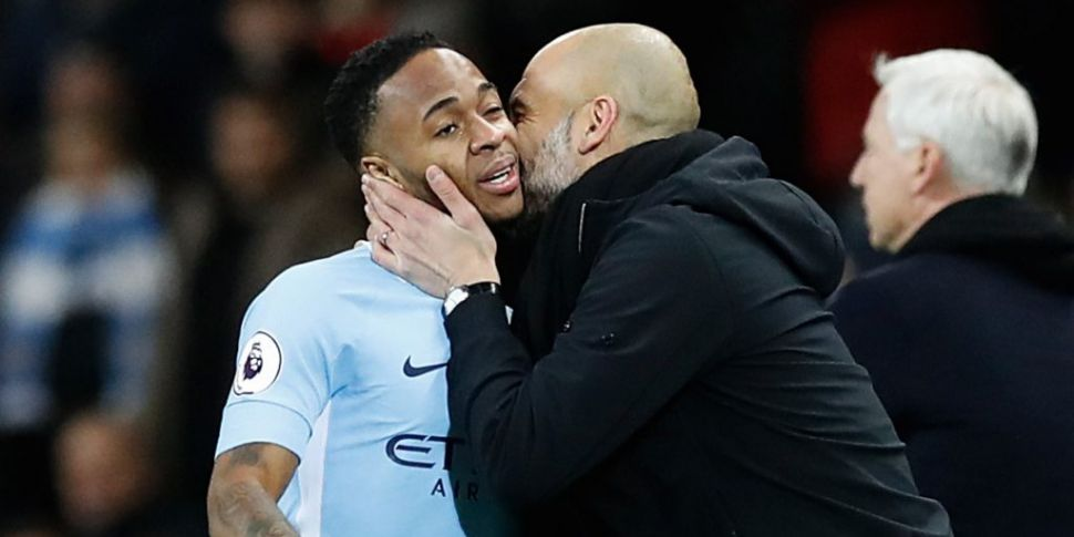 Guardiola not concerned about...