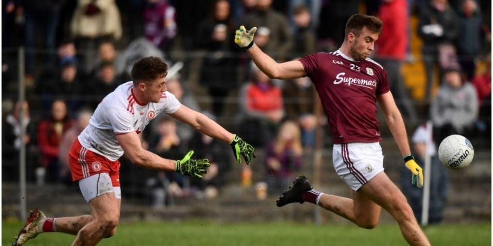 Galway trounce Tyrone - Sunday...