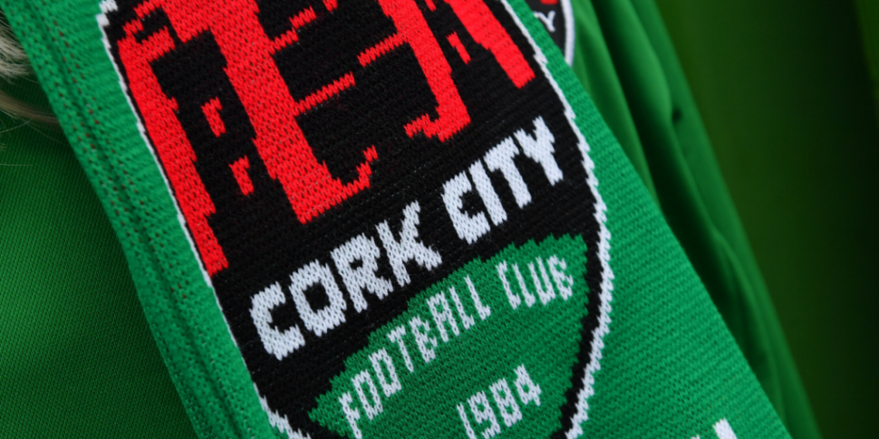 Cork City were 'two hours away...