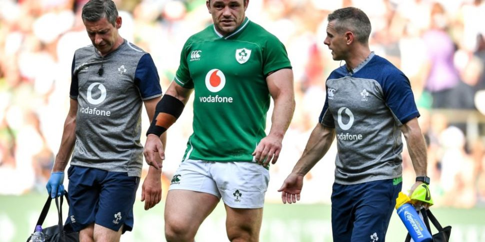 Cian Healy targeting Champions...