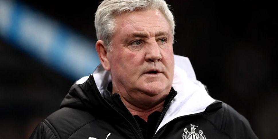 Steve Bruce bans Newcastle pla...