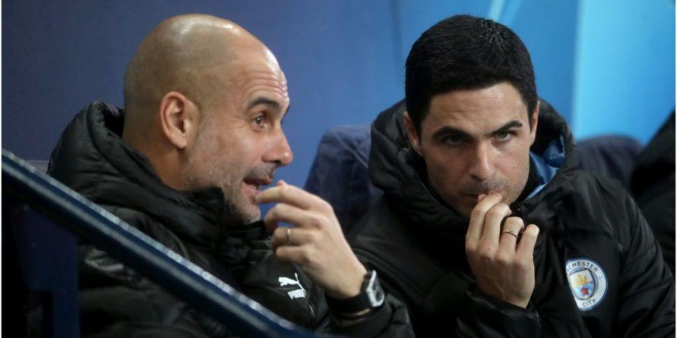 Arteta's defensive coaching co...