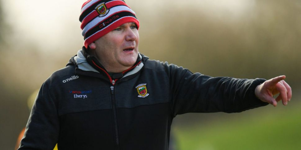 James Horan looks to positives...