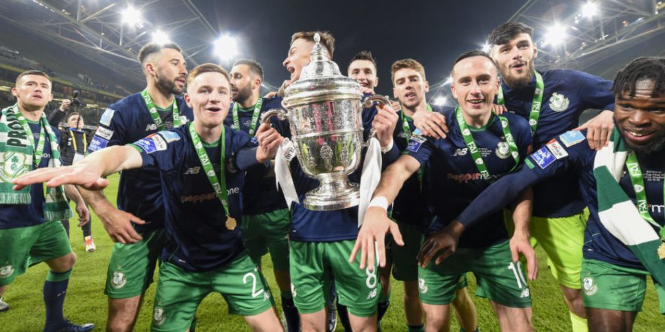 First round draw for FAI Cup