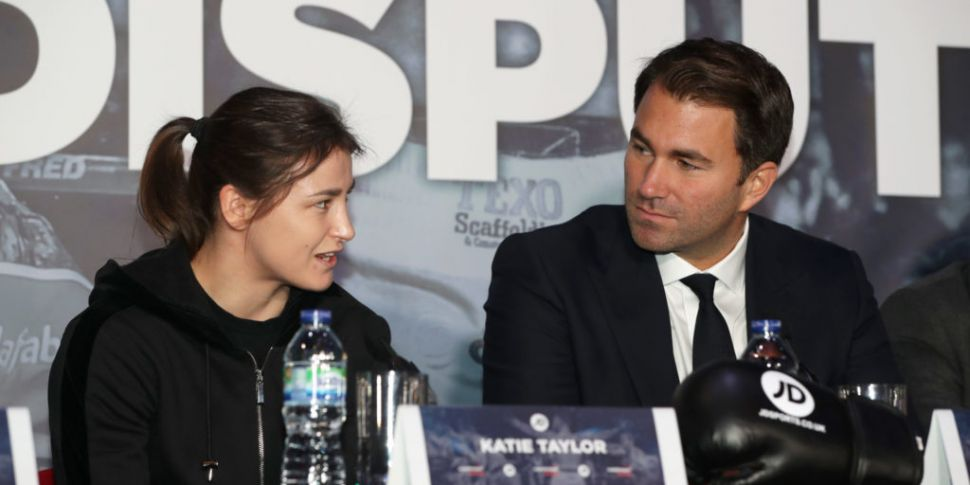 Confirmed - Katie Taylor fight...
