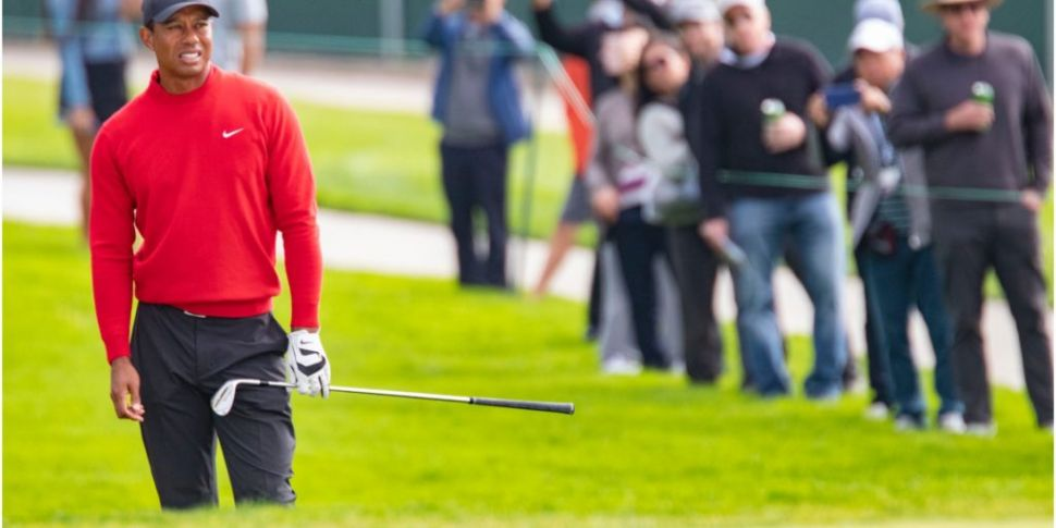 Tiger Woods to sit out the Pla...