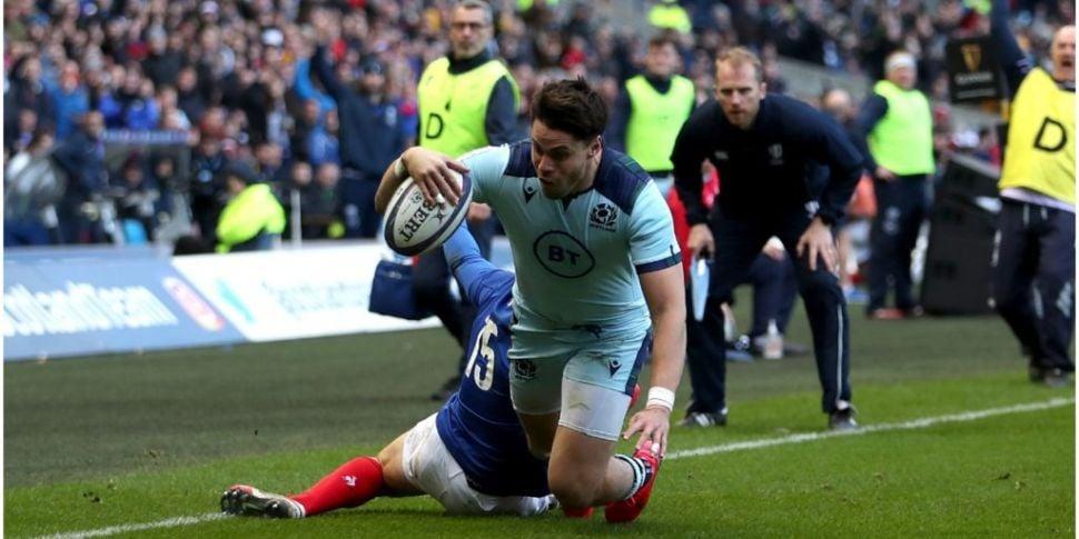 Scotland end France's Grand Sl...