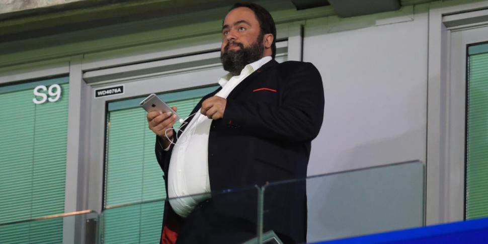 Olympiakos owner Marinakis has...