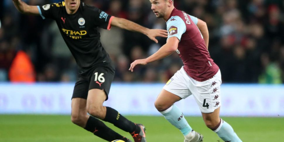 Danny Drinkwater faces the cho...