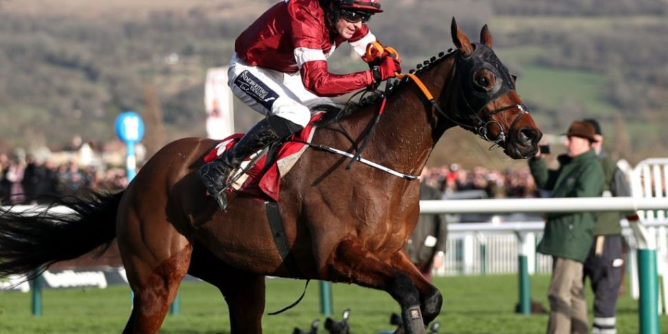 Tiger Roll remains on course f...