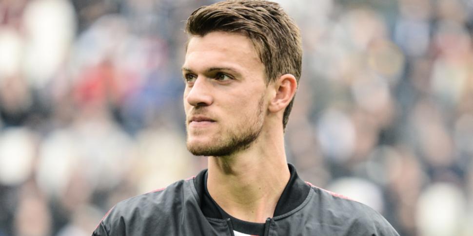 Juventus confirm Daniele Rugan...