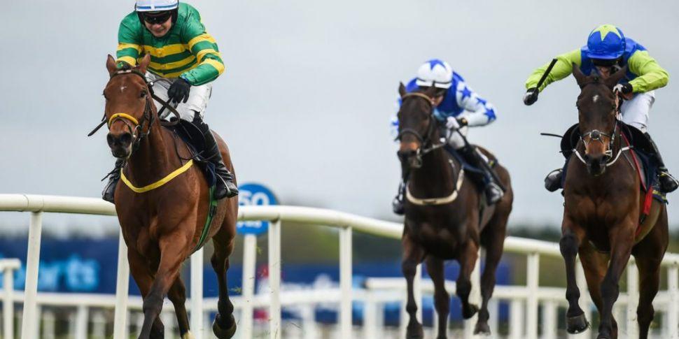 Irish Horse Racing to continue...