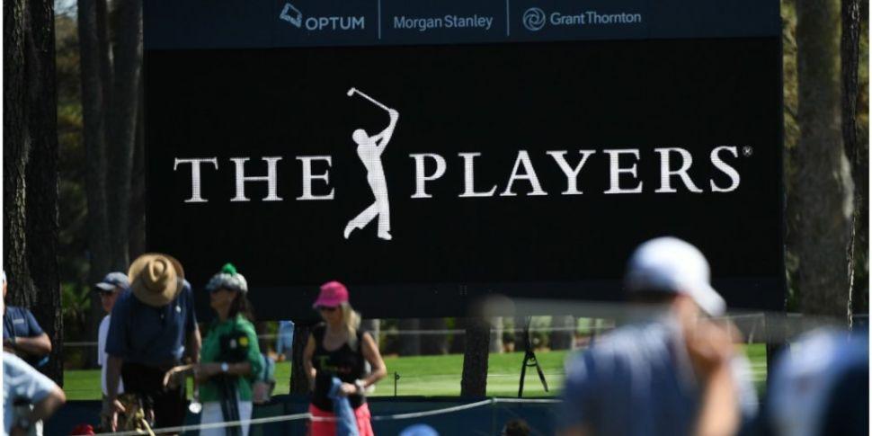 PGA Tour cancels Players Champ...