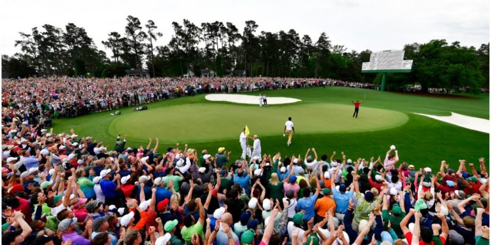The Masters has been postponed...