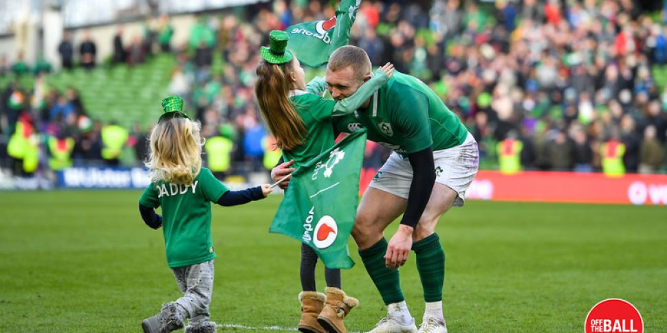 Keith Earls pleads with public...