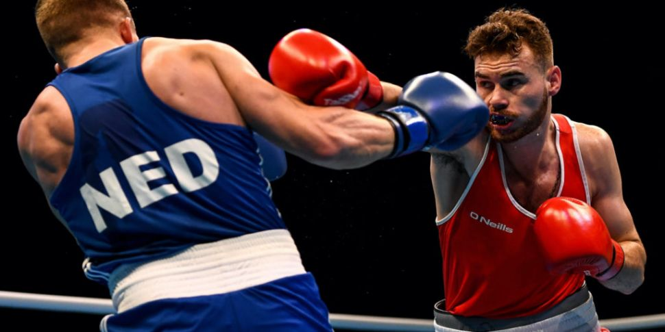 Olympic boxing qualifier suspe...