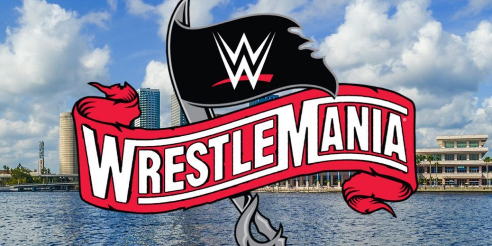 WWE confirm Wrestlemania will...