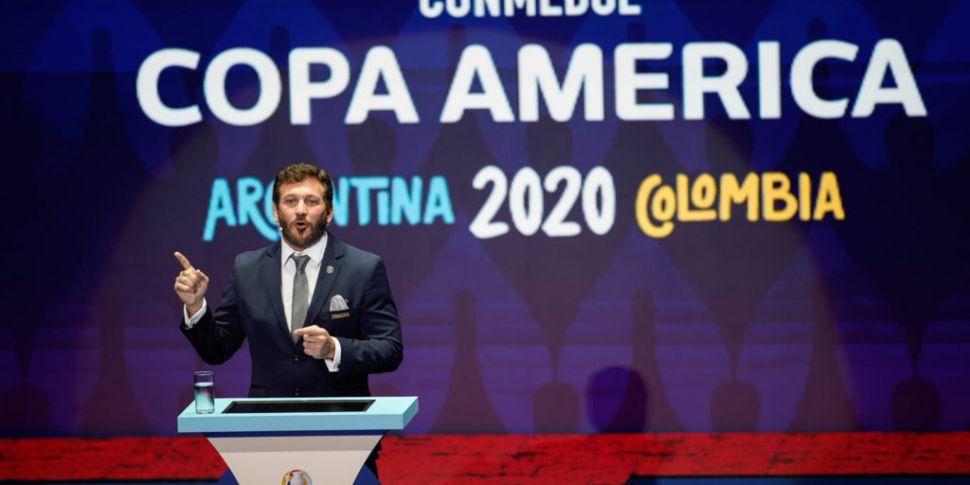 2020 Copa America postponed un...