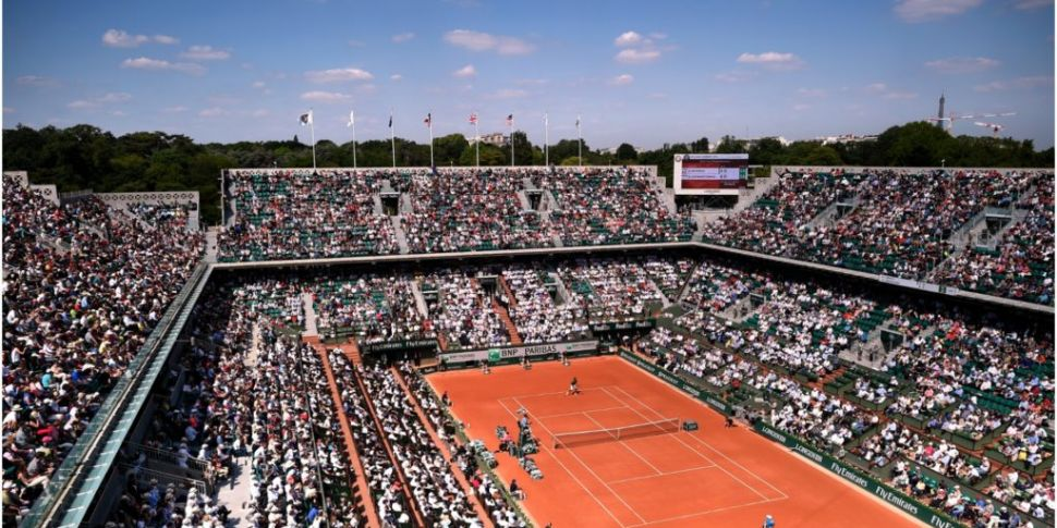 Tennis' French Open the latest...