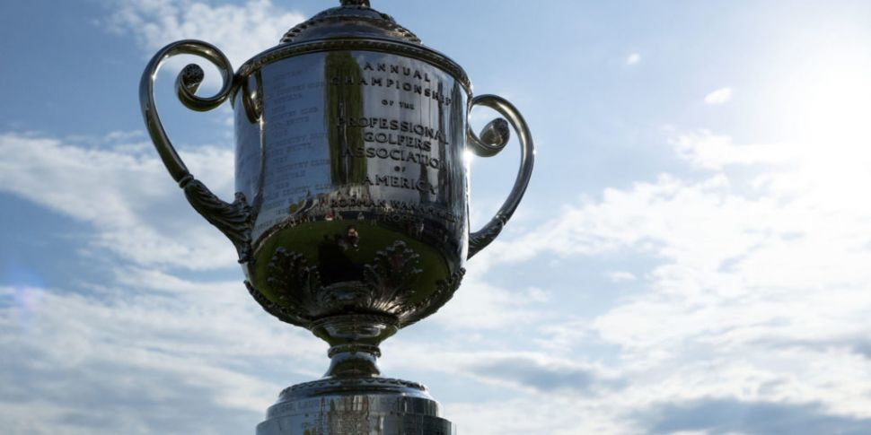 US PGA Championship is the lat...