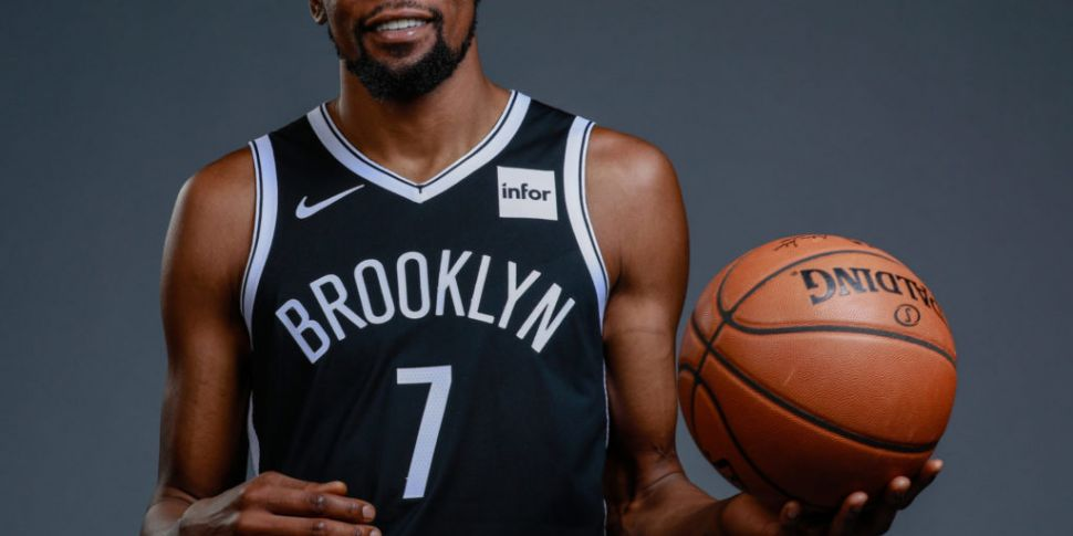 Kevin Durant among four Brookl...