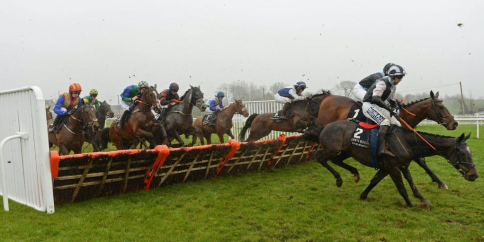 Racing continues in Ireland wi...
