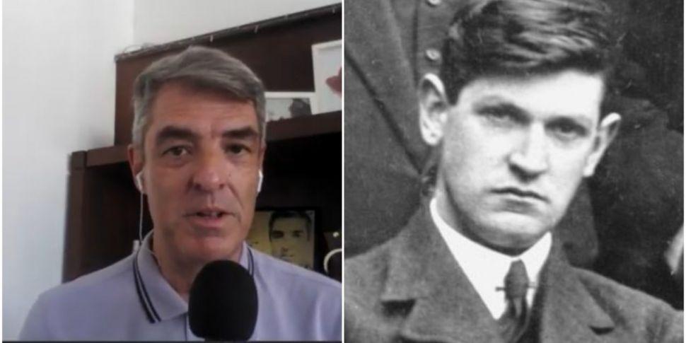 Tim Vickery | Irish history le...