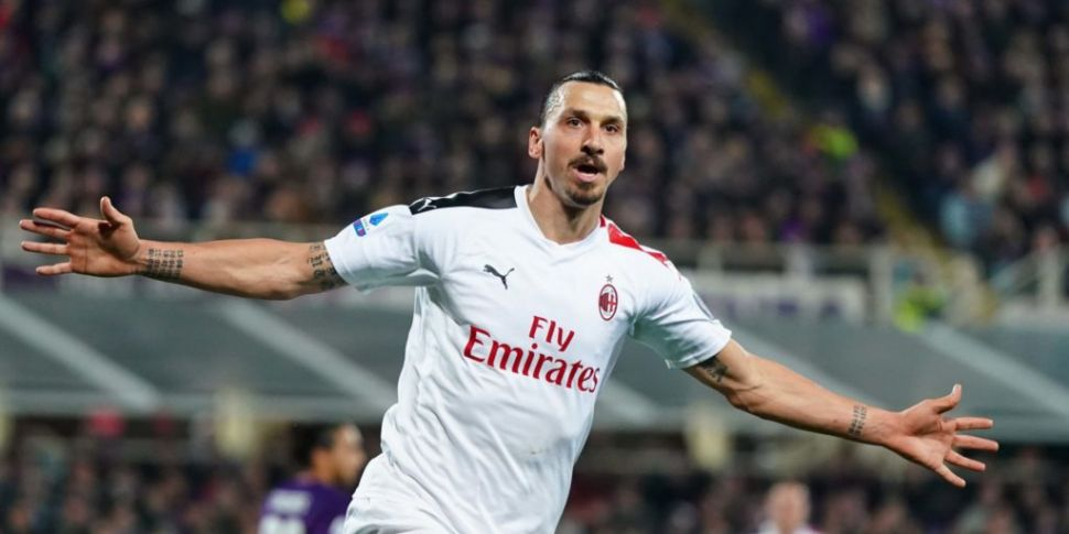 Zlatan fundraising to help fig...