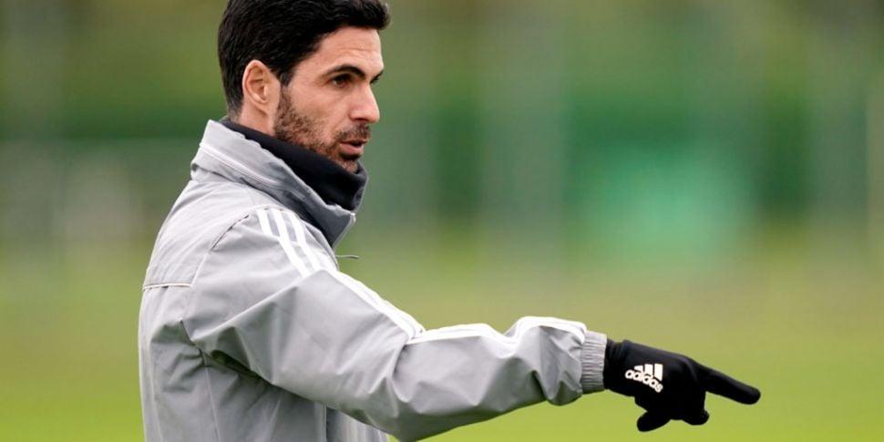 Arsenal offer positive Arteta...