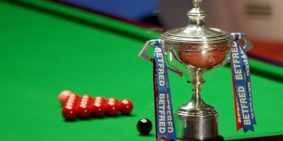 World Snooker Championship pos...