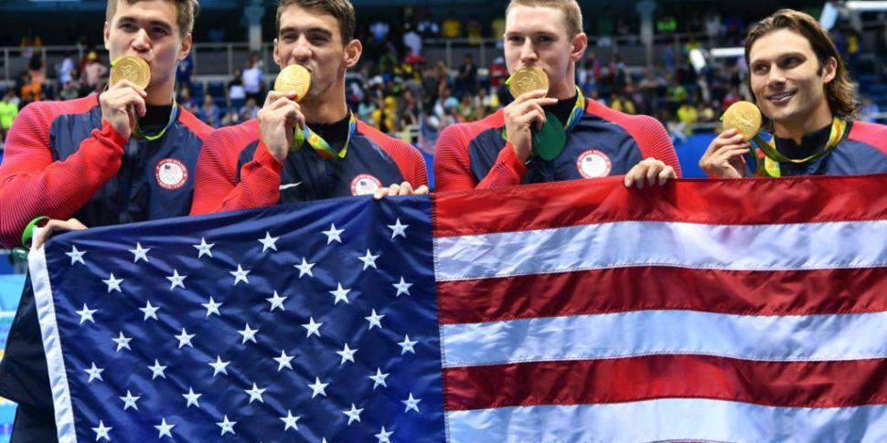 USA Swimming call for Tokyo 20...