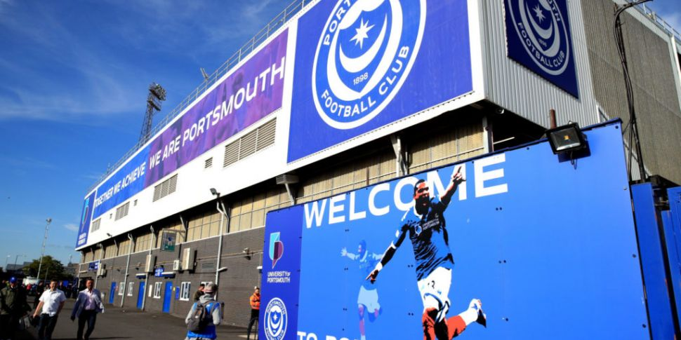 Three Portsmouth players have...