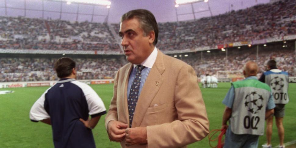 Former Real Madrid president L...