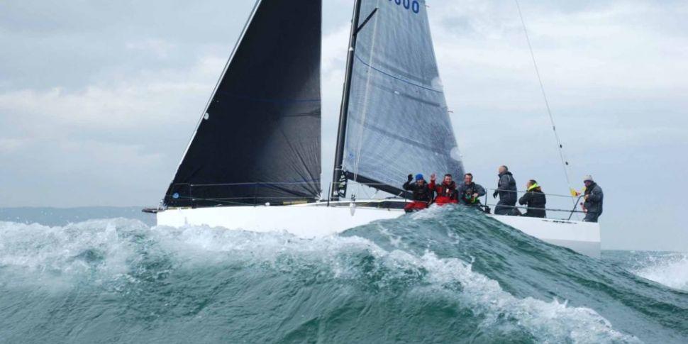 Paul O'Higgins wins Irish Sail...