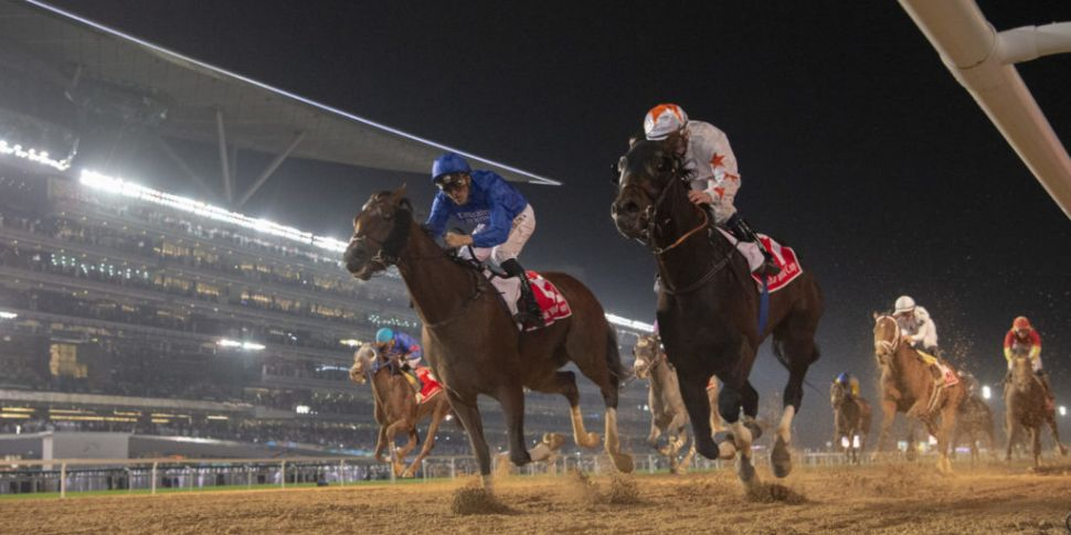 The Dubai World Cup off over c...