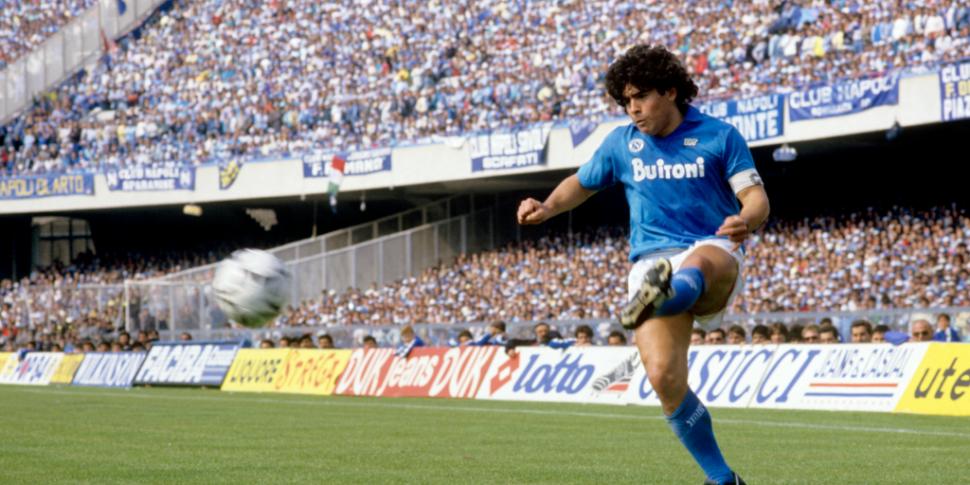 How Many World Cups Did Maradona Win?