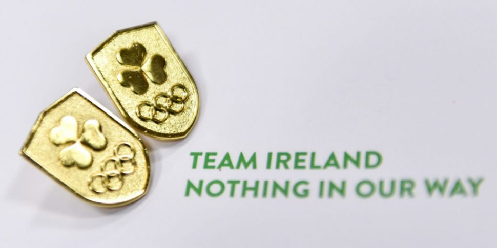 Olympic Federation of Ireland...